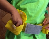 Handy Manny child belt, Handy Mandy, tool belt, yellow tool belt, toy tool belt