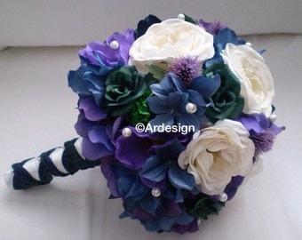 CELTIC QUEEN Wedding Bouquet