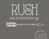 RUSH Shipping Upgrade