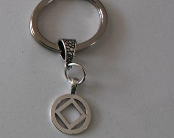 Sterling UNITY Key Ring, Key Chain -