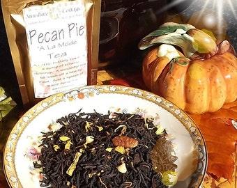 Pecan Pie, Loose Leaf, Black Tea