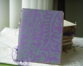 Hand Sewn Notebooks, Jotters, Journals, Momi Lokta, Recycled, Hippie Notebook, Mini-Journal, Poetry Journal, Laundry List, Account Book