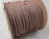 3 Metres 4mm Cinnamon Brown Lacing Cord
