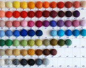 Carded wool batts, over 70 colors ,soft New Zealand sheep wool, ideal for needle and wet felting, any quantity