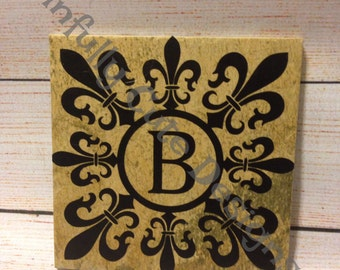 8x8 Personalized Ceramic Tile