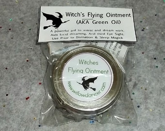 how to make flying ointment