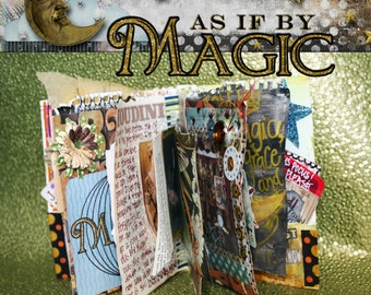 As if by Magic {Mixed-Media Workshop}