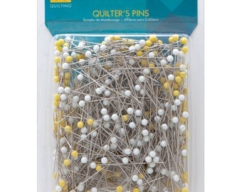 EZ Quilting Quilter's Pins -- 500 pieces