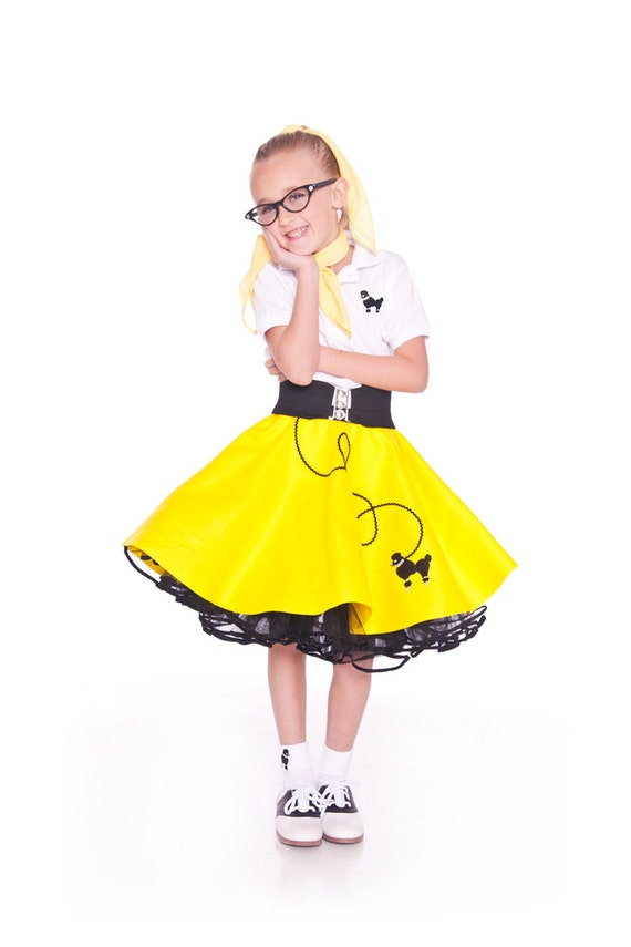 Find great deals on eBay for yellow poodle skirt. Shop with confidence.