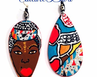 Culture Diva Earrings