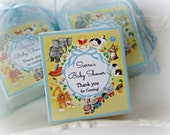 Baby Book Shower Favors, soap favors set of 10, Baby Sprinkle Book Shower favors