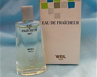 Vintage Eau De Fraicheur Perfume