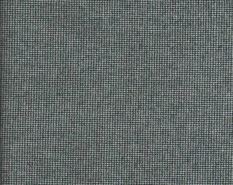 "Mini Houndstooth Cotton Flannel. Black & White . 58""wide. 1 yard."