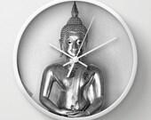 Buddha Clock, Wall Clock