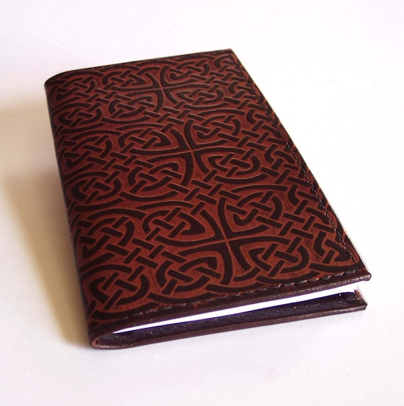 ... Day/Weekly Pocket Planner/Calendar with Celtic Rope/Knot Design