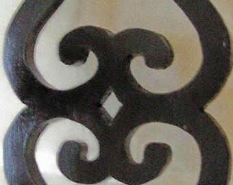 Adinkra Symbol. Mother Earth.    Black History Month 10% off Sale