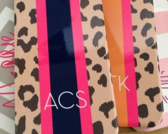 Personalized Cheetah iPhone case