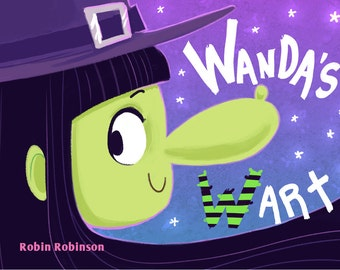 Wanda's Wart indie picture book