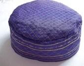 Purple Kippah