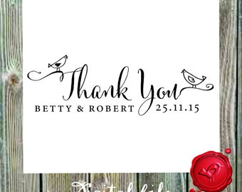 Thank you   DIGITAL DOWNLOAD modern design calligraphy font - style 6062  -  Digital File, Print Anywhere