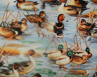 Duck, Duck, Goose Cotton Fabric