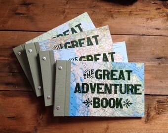 Great Adventure Book!