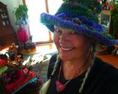 outdoor artist hat--
