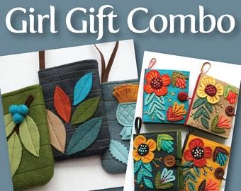 Girl Gift PDF Pattern Combo