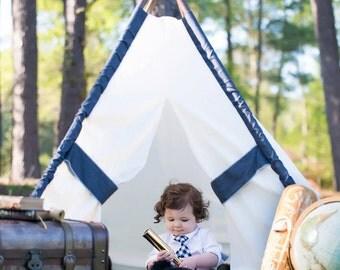 LUCAS - teepee, tent, play tent, teepee tent, kid teepee