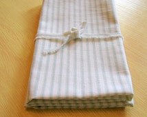 Kitchen Towels Ticking Towels In Sage Green Set Of Two French Country Retro