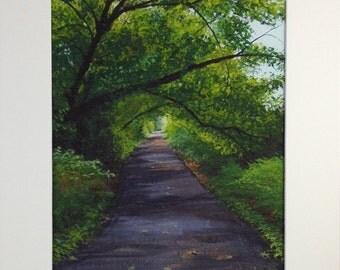 Summer Trail - Print