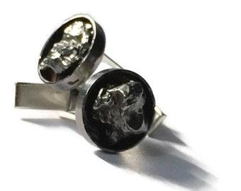 Meteorite! Cuff Links