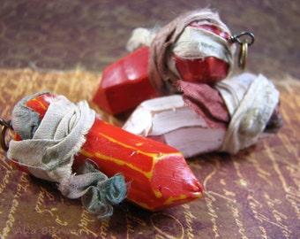 Dark Souls 2 Ii Soapstone Keychain Necklace Handmade