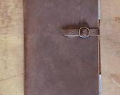 Kindle Voyage ,Kindle Paperwhite - Leather Portfolio (Organic Leather)