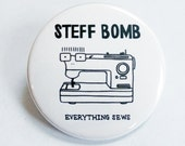 "Everything Sews 1.5"" Button"