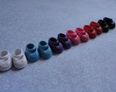 CUTE pukipuki puki shelly kelly brownie middle blythe 11cm obitsu slip on Mary Jane shoe (many colours)