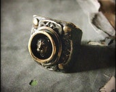 The Lion Rules artisan ring
