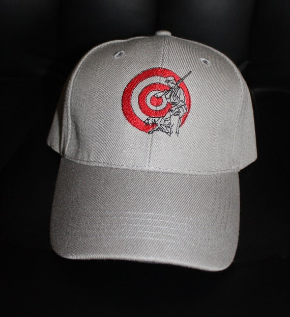 Embroidered Baseball Hat- Hunter-SALE, Last Ones