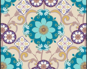 Art Gallery Bazaar Style Gems Ocean BTY