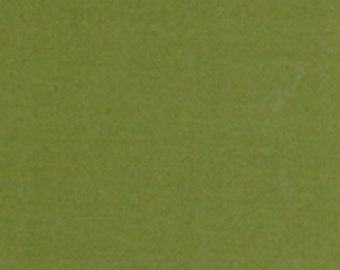 Michael Miller Fabric - Cotton Couture - Cotton Couture Olive - Solid Fabric - Solid Olive Green Fabric - 1 yard