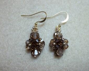 Petite Fairy Earrings Pdf Tutorial (INSTANT DOWNLOAD)