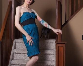 NICE LEOPARD DRESS