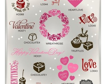 Valentine's Day SVG Files, Valentine Svg, Romantic SVG, Love Cuttable SVG Files, Valentine Cutting Files for Cricut, Ai Svg Gsd Eps