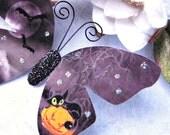Butterfly Embellishments Hallows Eve Familiar