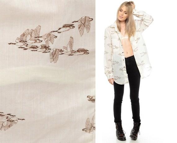 blouse canada goose