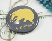 """iHufflepuff 1.5"""" Pin"""