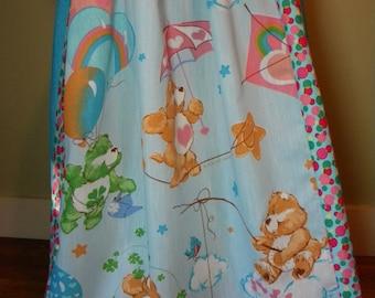 Vintage Care Bear Skirt