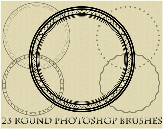 Circle brush free vector download (6,268 Free vector) for ...