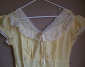 sunny yellow dores lingerie