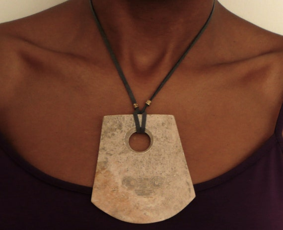 Egyptian Princess Necklace OOAK
